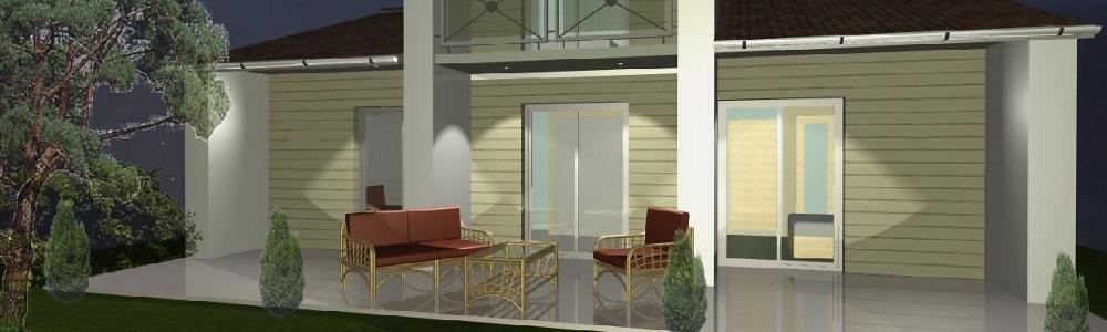 Pierre bois habitat la maison basse consommation for Constructeur maison basse consommation